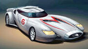SPEEDRACER CARTOON