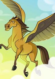 Pegasus A