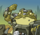 Armored Toad