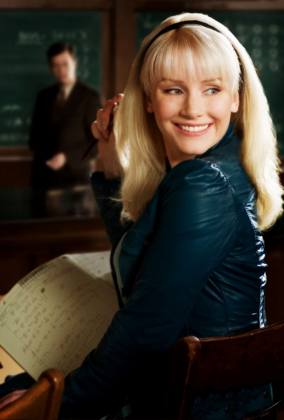 Gwen Stacy (Bryce Dallas Howard) | Spider-Man Films Wiki ... Tobey Maguire Movies