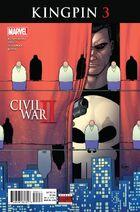 Civil War II Kingpin Vol. 1 -3