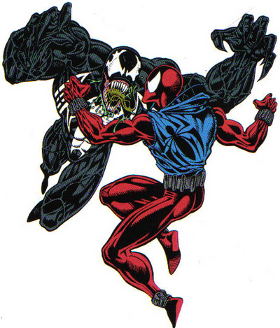 Scarlet spider 2018 suit