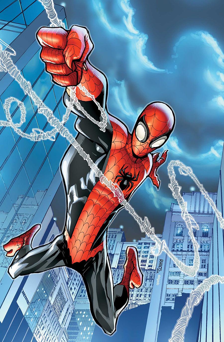 Superior Spider Man Suit Wiki FANDOM
