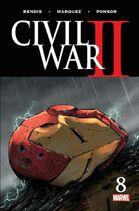 Civil War II Vol. 1 -8