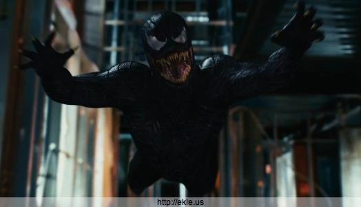 So erschafft Venom ein...