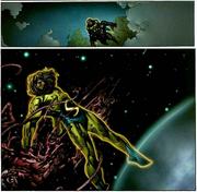The Sentry kills Carnage