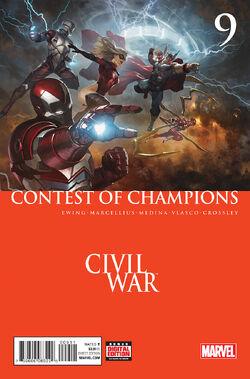 Contest of Champions Vol. 2 -9