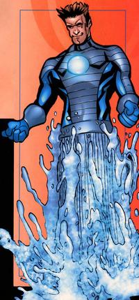 Morrie Bench (Earth-616)