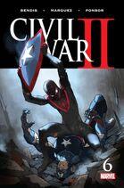 Civil War II Vol. 1 -6