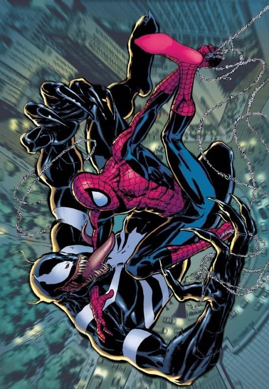 Spiderman Vs Venom Vs Carnage Vs Lizard