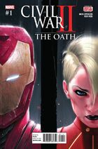 Civil War II The Oath Vol. 1 -1