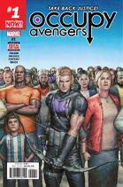 Occupy Avengers Vol. 1 -1
