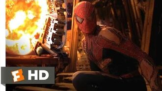 Spider-Man 2 - Spider-Man vs. Doc Ock Scene (9 10) Movieclips