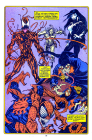 Carnage's Family