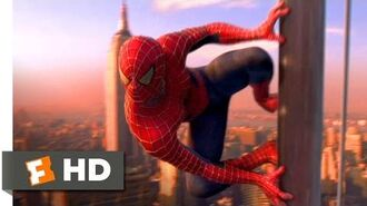Spider-Man Movie (2002) - With Great Power Comes Great Responsibility Scene (10 10) Movieclips