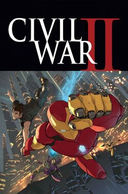 Civil War II Vol. 1 -2