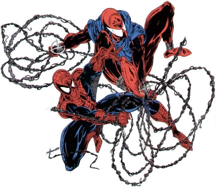 Scarlet Spider vs Spider Man Spider Man Amp The ScarletScarlet Spider Vs Scarlet Spider