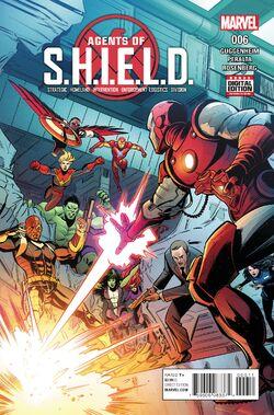 Agents of S.H.I.E.L.D. Vol. 1 -6