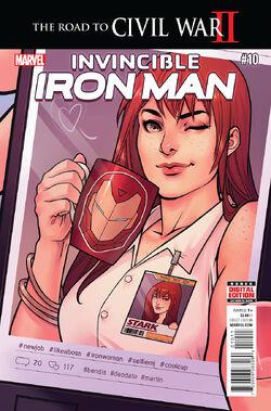 Invincible Iron Man Vol. 2 -10