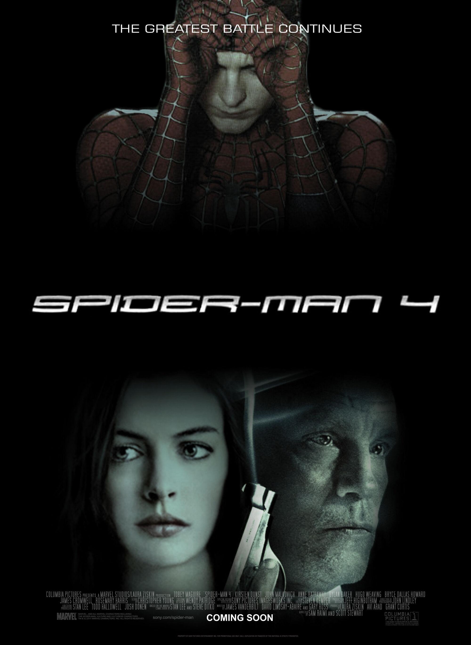 Человек паук все части википедия