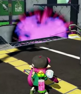 how to use point sensor splatoon 2