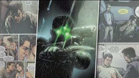 Splinter Cell Echoes - Comic Book Announcement Video-0