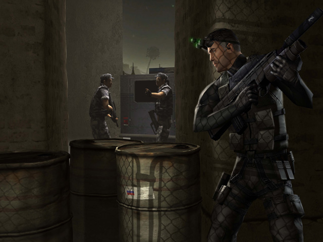 Stealth Splinter Cell Wiki Fandom Powered By Wikia