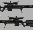 SC-IS Sniper Rifle