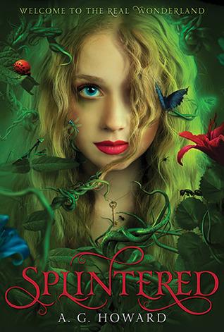 Splintered Archives - Readers In WonderlandReaders In Wonderland