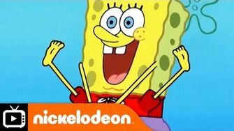 SpongeBob SquarePants Bubble Riding Nickelodeon