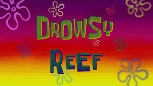 SpongeBob Music Drowsy Reef