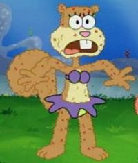 Bitten Sandy