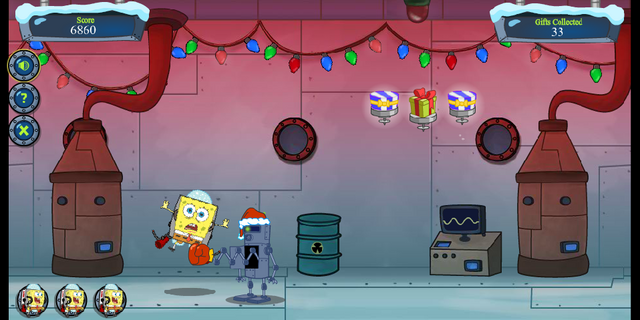 File:Operation Holiday Hero SpongeBob getting punched.png