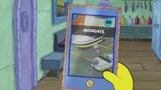 SpongeBob Checks His Snapper Chat 38