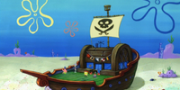 Squidward Tentacles/gallery/Grandpappy the Pirate