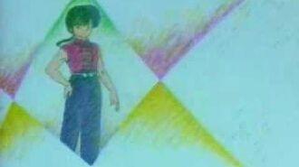 """Ranma ½ - Ending 5 """"Purezento"""" (Present)"""