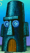 Squidward's House