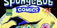 SpongeBob Comics No. 25