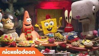 "SpongeBob SquarePants - ""It's a Spongebob Christmas"" Super Speedy Special Recap - Nick"