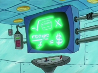 SpongeBob SquarePants Karen the Computer Formula-1