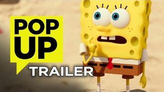 The SpongeBob Movie Sponge Out of Water Pop-Up Trailer (2015) - Animated Movie HD