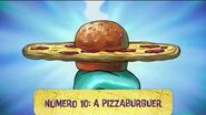 SpongeBob Gold The Golden Krabby Patty Spectacular - Top 10 Krabby Patty Varieties Brazil