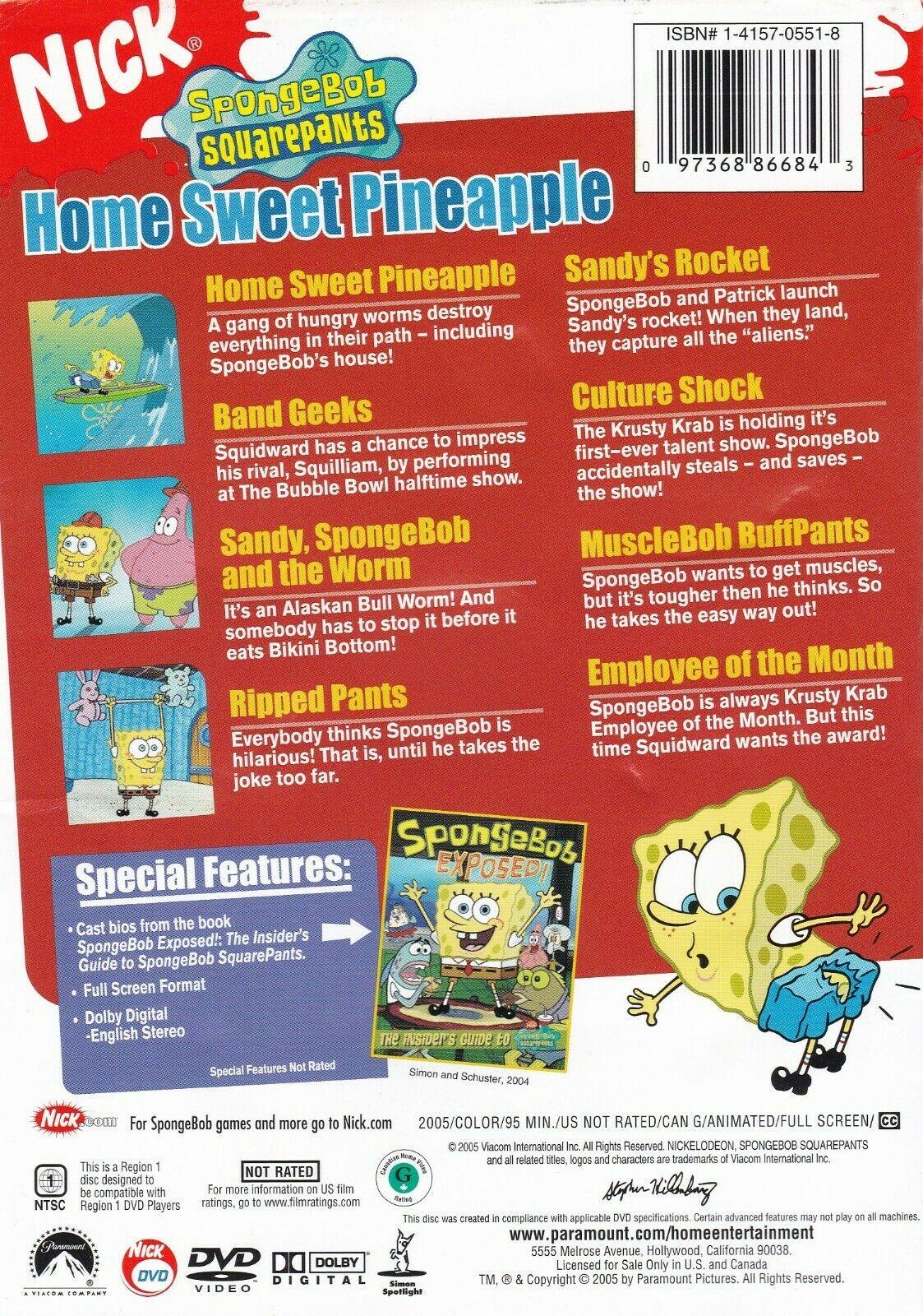 File:Home Sweet Pineapple DVD Back Cover.jpg