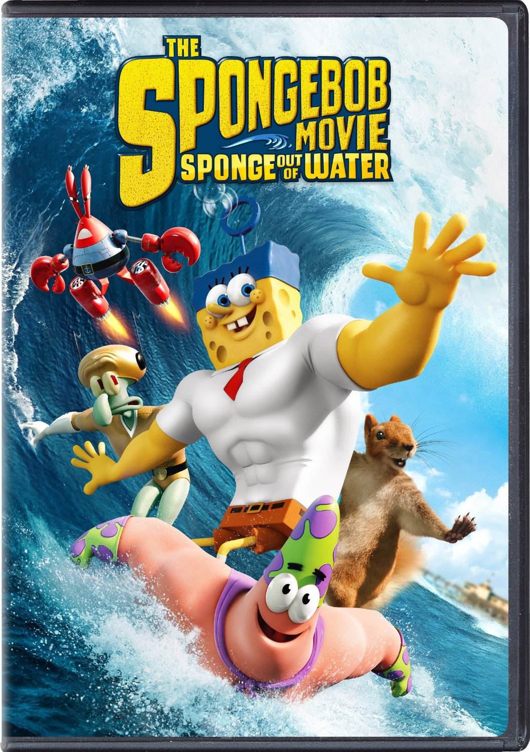 File:The SpongeBob Movie - Sponge Out of Water normal DVD.png