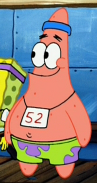 Patrick as -52