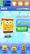 Spongeontherunredbandanadesign