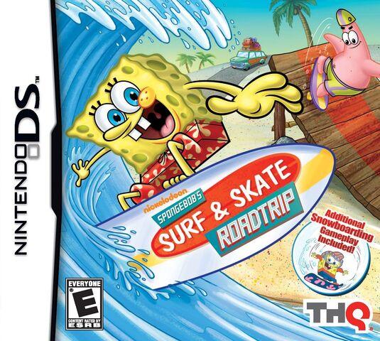 File:SpongeBob's Surf & Skate Roadtrip DS cover.jpg