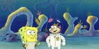 SpongeBob-Sandy Relationship