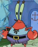 Mr. Krabs Pirate
