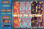 Decorating Dilemma - Match the Pattern!